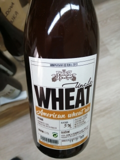 Uncle Wheat - 0,75 l sklo